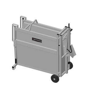 400-52 Heavy Duty Calf Dehorning Crate