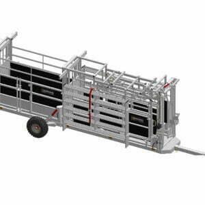Cattle Handling Trailer