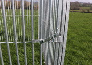 dog penning lock