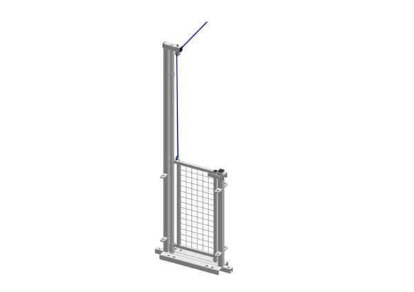 guillotine gate