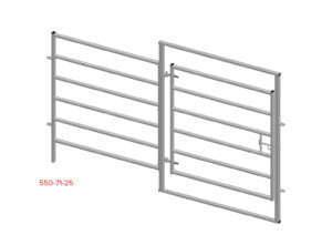 hurdles with gates