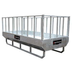 rectangular feeder