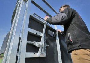 suporhandle spring load