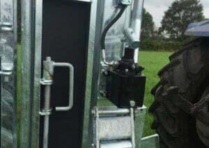 trailer close up